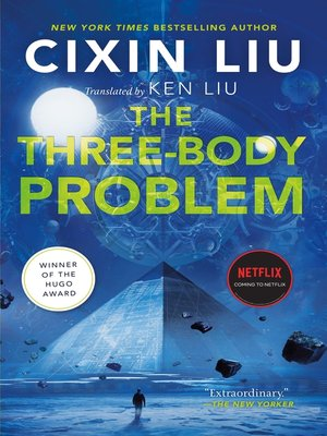 cover image of The Three-Body Problem